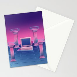 BSoD コンピュータの死 Stationery Cards