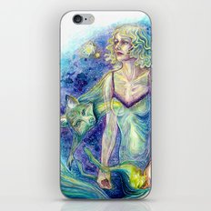 Transfixed iPhone & iPod Skin