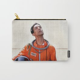 Abed The Astronaut - Six Seasons And A Movie - Community Carry-All Pouch