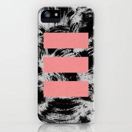 blocks #1 iPhone Case
