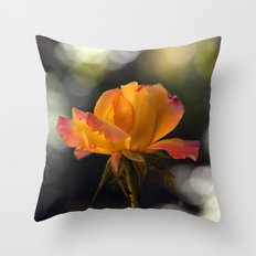 Rose Orient 1995 Throw Pillow