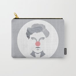 Pastel Clown Carry-All Pouch
