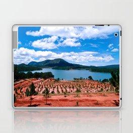 Magic Lake of Central Highland in Vietnam Laptop & iPad Skin