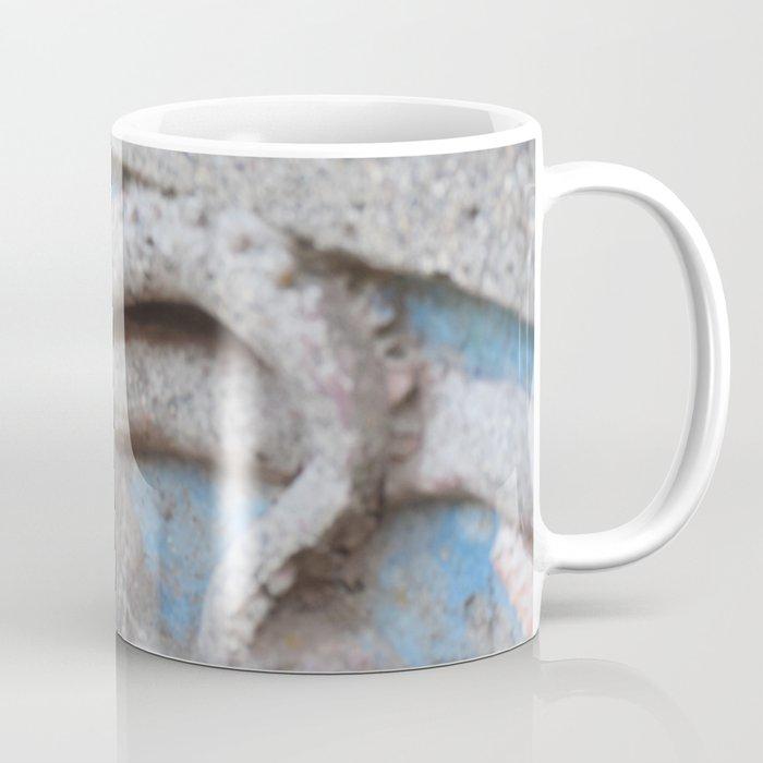 Concrete Octopus  Coffee Mug