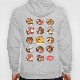 Puglie Food Collection 2 Hoody