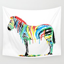 Fresh Paint Wall Tapestry