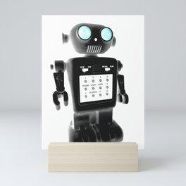 robotics network since 1979 Mini Art Print