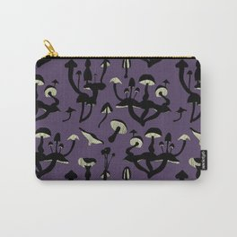 Night mushrooms Carry-All Pouch