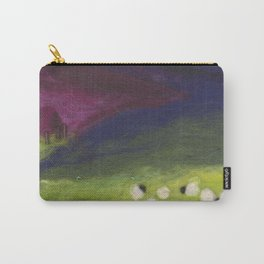 Tiny Landscape Carry-All Pouch