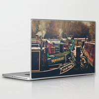 marina Laptop & iPad Skins featuring Marina by Mark Bagshaw Photography