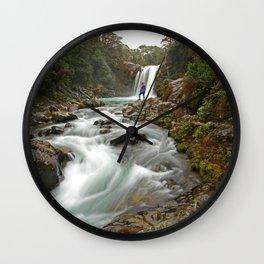 Adventure riverside Wall Clock