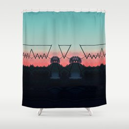 different dimension Shower Curtain