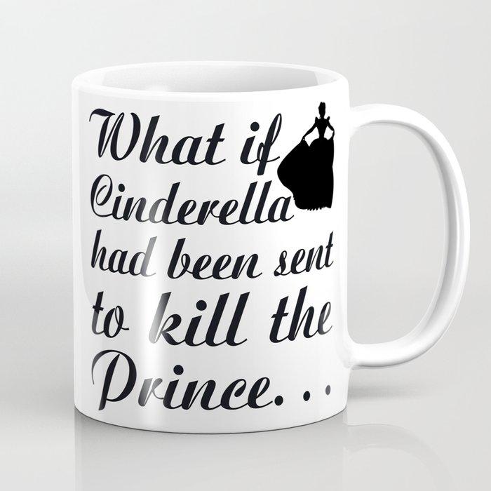 By Expressodesigns Cinderella Quote Mug Princess Fleeing Coffee fyI6gYb7v