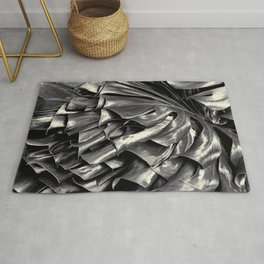 Swiss Cheese Plant Ecstasy Rug