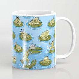 Froggy Fun Coffee Mug