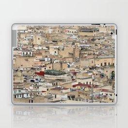 Skyline Roofs of Fes Marocco Laptop & iPad Skin