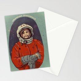 Valentina Tereshkova Stationery Cards