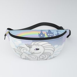 g2 my little pony Silver Swirl at royal castle Fanny Pack