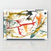 politics iPad Cases featuring Contemporary Politics by Andready