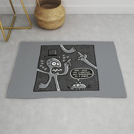 The Math Rodent Rug
