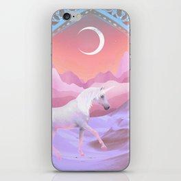 Gateway to dreamworlds iPhone Skin