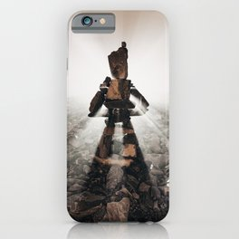 The Right Path iPhone Case