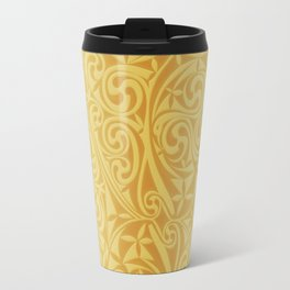 Celtic Warlord gold Travel Mug