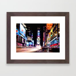 What Planet is This? Framed Art Print