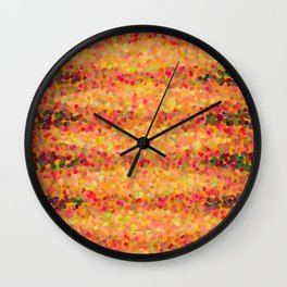 Colurful Wall Clock