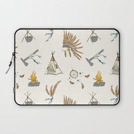 Native American tribal print Laptop Sleeve