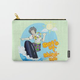 Surf's up, Shinji-kun! Carry-All Pouch