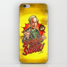In Legal Trouble iPhone & iPod Skin