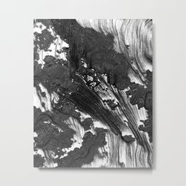 Breath 2 Metal Print