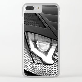 The Power of Art Clear iPhone Case
