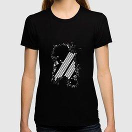 Tyre Tread Grunge T-shirt