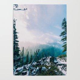 Overlook the Wilderness Poster
