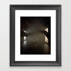 Cablez Framed Art Print