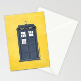 9th Doctor - DOCTOR WHO Stationery Cards