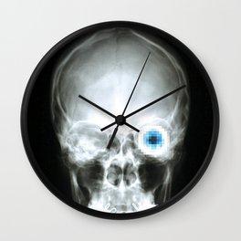Rx_eye Wall Clock