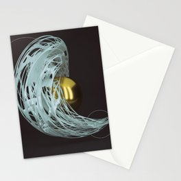 Eye of the storm Stationery Cards