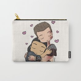 Lovey Dovey Chibi Nagron (Spartacus) Carry-All Pouch