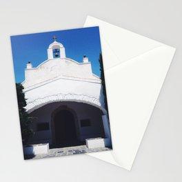 Church at port lligat Stationery Cards