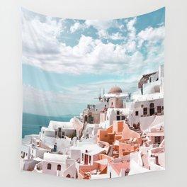 Santorini, Oia Wall Tapestry