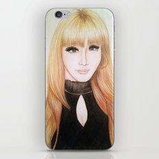Park Bom (2NE1) iPhone & iPod Skin