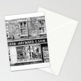 Ben Haywards Stationery Cards