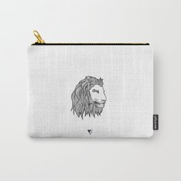The Lion at the Park Carry-All Pouch