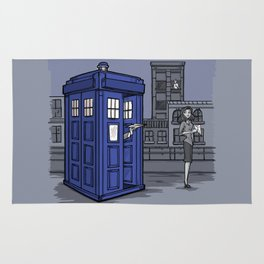 PaperWho Rug