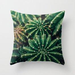 Cactus Study 2 Throw Pillow
