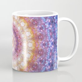 Cosmic Mandala Coffee Mug