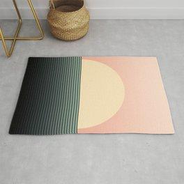 Sunrise / Sunset Abstract Gradient IV Rug